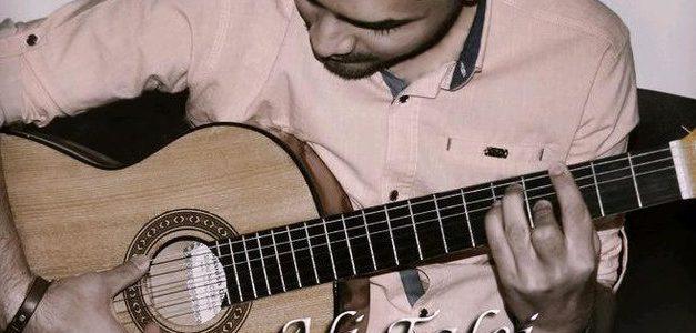 آهنگ آغوش از علی طالعی