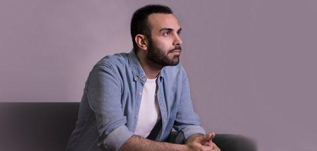آهنگ بی مرام از محمد بی باک